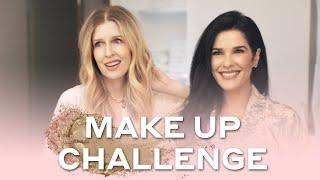 Make up challenge vs. Eugenia Debayle | Martha Debayle