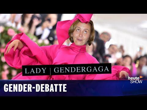 Genderování: Pouhý módní nesmysl? - heute show