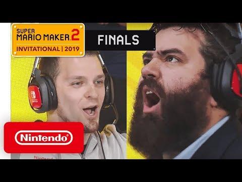 Super Mario Maker 2 Invitational 2019 Finals thumbnail