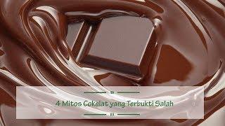 4 Mitos Tentang Cokelat yang Terbukti Salah Besar