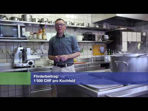 ProKilowatt: Effizienzmassnahmen in der Gastronomie
