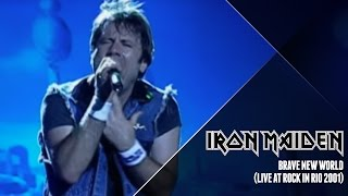 Iron Maiden - Brave New World (Live)