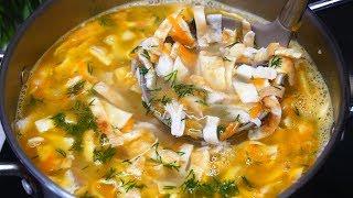 Новый Суп, который я открыла для себя совсем недавно, буду готовить еще много раз!