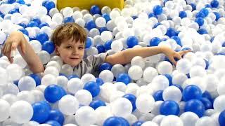 Видео для детей Детский развлекательный центр Игровая комната Vlog Детский канал Детская площадка