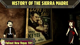 Fallout New Vegas 101 : History of the Sierra Madre