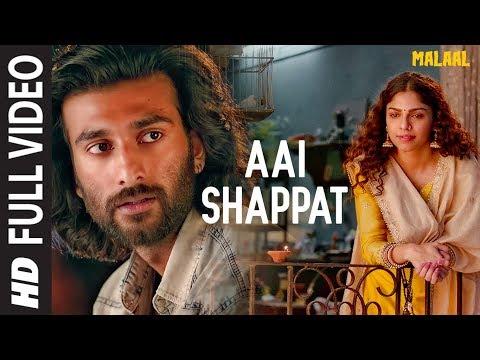 Aai Shappat | Maaal | Sharmin Segal | Meezaan |