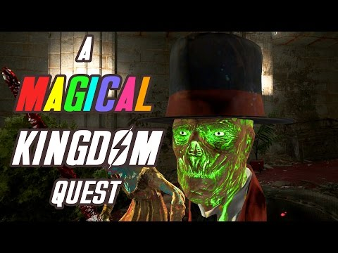 Fallout 4 Nuka World - A Magical Kingdom Full Quest Walkthrough - Oswald The Outrageous Mp3