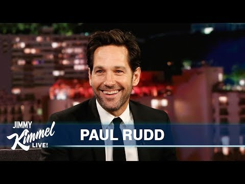 Paul Rudd Was Buried Alive in a Plastic Bag for New Netflix Present (We're Not Kidding)