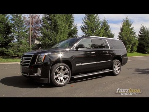 2015 Cadillac Escalade Review - Fast Lane Daily