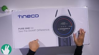 Tineco Pure One S12 Unboxing: Smart spring cleaning!