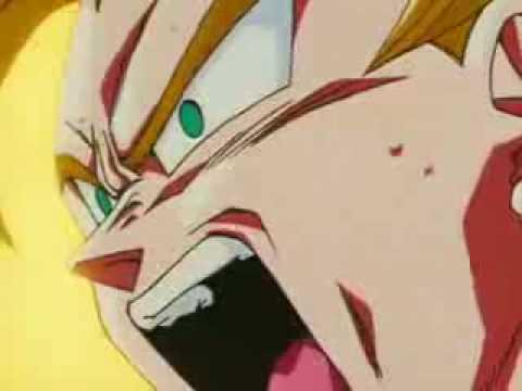 Goku se transforma em Super Sayajin 5
