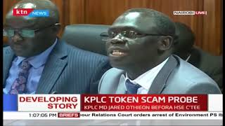 Kenya Power MD answers hard questions over the Sh1 billion token fraud