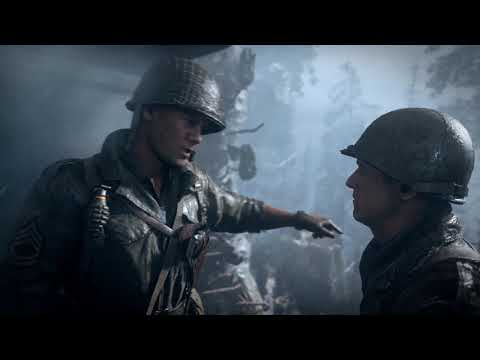 Call of Duty : WWII : Call of Duty : WWII, un trailer centré sur le solo
