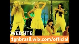 1 Girl Nation live in the Night of Joy 2014 (Live For You, Let It Go and 1 Girl Nation)