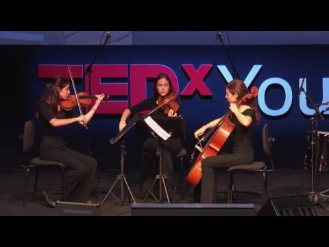 dal Barocco al Rock | Costanza Damiani, Silvia Ancarani & Vittoria Ridolfi | TEDxYouth@Trastevere