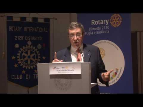 Seminario di Formazione Leadership Rotariana