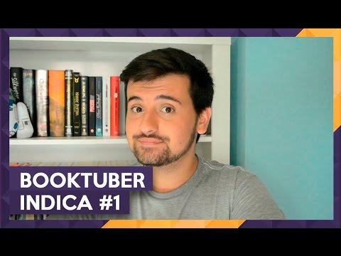 BOOKTUBER INDICA #1 - Geek's Anatomy | Admirável Leitor | VEDA