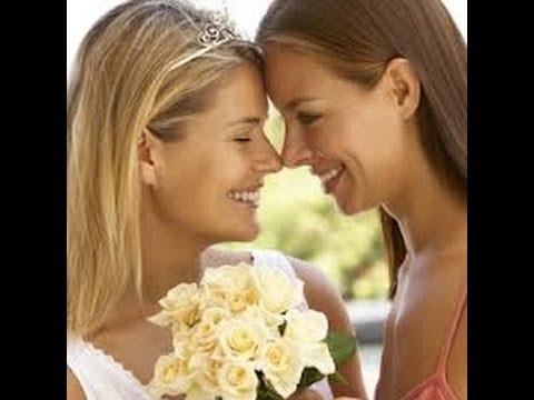 lesbian full wedding 2012