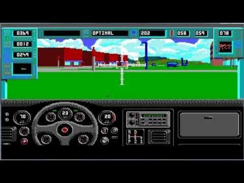 Terminator DOS 1990 (Terminator Character) - Part 1