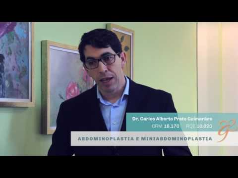 Abdominoplastia e Mini-abdominoplastia - Vídeos | Clínica GrafGuimarães
