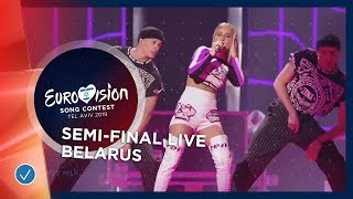 Belarus - LIVE - ZENA - Like It - First Semi Final - Eurovision 2019