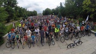 Велодень 2015 в Херсоне