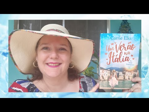 ? Um Verão na Itália, de Carrie Elks | Compartilhando