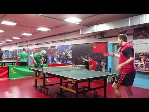 Теннисный клуб  НАТЕН Тренировочные игры 1