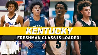 Does Kentucky Have The BEST Freshman Class In The Country!?