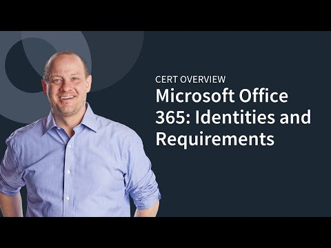 Microsoft Office 365: Identities and Requirements 70-346 ... - YouTube