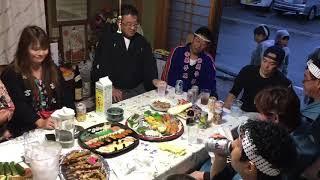 青森県下風呂祭の風景3