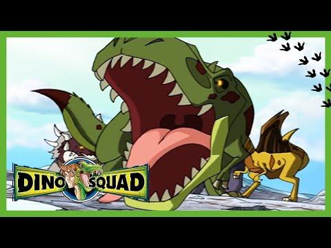 🦖  Dino Squad - Fire and Ice | HD Full Episode | Dinosaur Cartoon 🦖