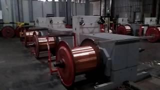 Bunching machine