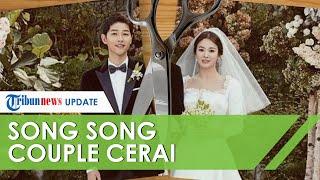 Alasan Song Hye Kyo dengan Song Joong Ki yang Bercerai Tanpa Jalur Sidang