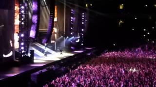 Eminem Survival Live at the Suncorp Stadium Brisbane 2014 Opening Song