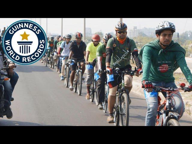 sportourism.id - Lebih-dari-1000-Pesepeda-di-Bangladesh-Pecahkan-Rekor-Dunia