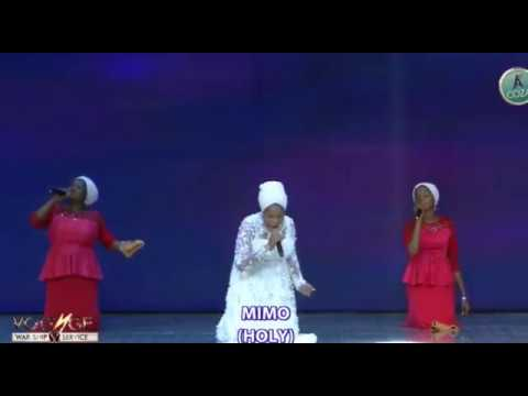 TOPE ALABI HIGH WORSHIP IN COZA VOLTAGE WAR SHIP SERVICE 2017