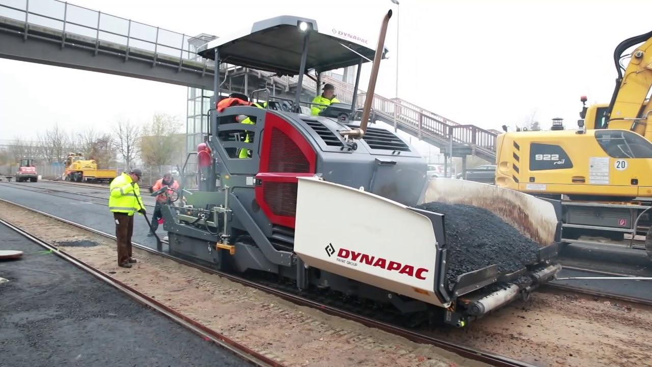 Dynapac SD2500CS
