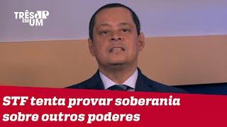 Jorge Serrão: Pressão contra Bolsonaro é constantemente crescente