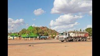 Jinsi mji uliovuma wa Mtito Andei unavyofifia kutokana na reli ya kisasa SGR