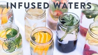 Fruit Infused Water: 8 Ways To Drink More Water | HONEYSUCKLE