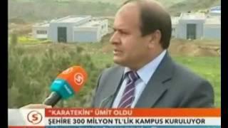 preview picture of video 'Çankırı University Samanyolu TV  Haberi'