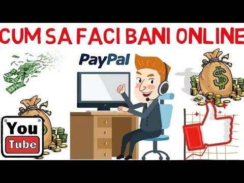 cum poti obtine venituri suplimentare cum să faci ușor bani legit online