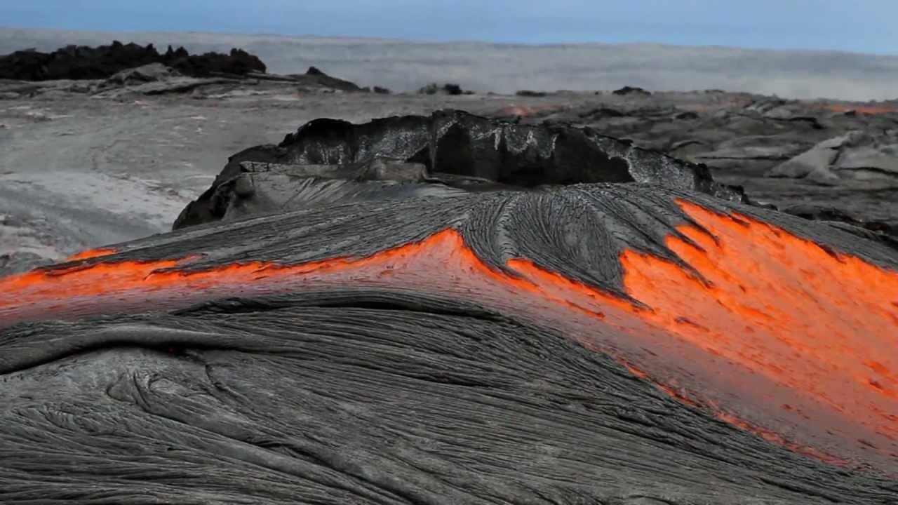 Making An Ocean Of Lava