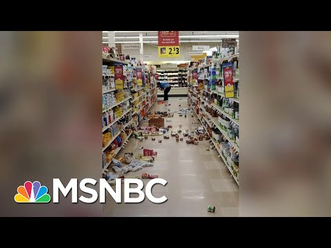 5.1 Magnitude Earthquake Hits North Carolina For First Time Since 1916 | MSNBC