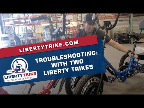 Liberty Trike | Unique Troubleshooting – Two Liberty Trikes