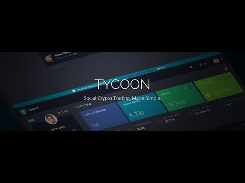 TYCOON - Social Crypto Trading