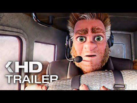 Die Besten ANIMATIONS & FAMILIEN Filme 2021 (Trailer German Deutsch)