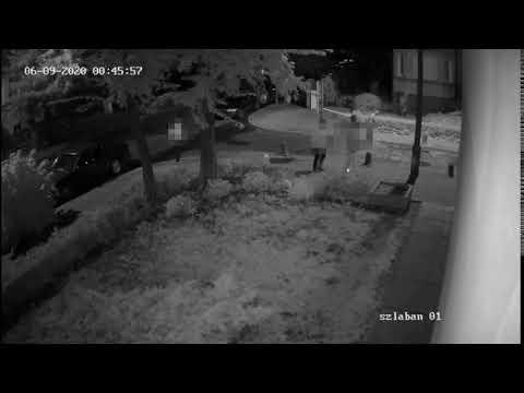 Wideo1: Rozpoznajesz tego człowieka, który uszkodził szlaban?