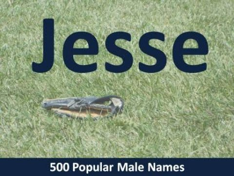500 Most Popular - Top Baby Boy First Names - Hear and Read